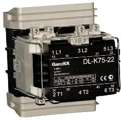 Электромагнитные контакторы DL-K от 45 до 132 кВт