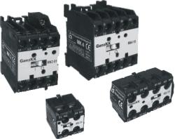 Электромагнитные контакторы (миниконтакторы) серии mk от 2,2 до 4 кВт
